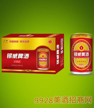 330ml中国红啤酒