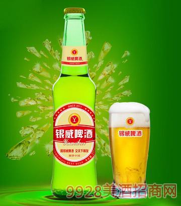 YW004-330ml-圆梦中国啤酒-绿瓶