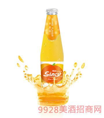 灿烂香橙味-- 果汁鸡尾酒275ml