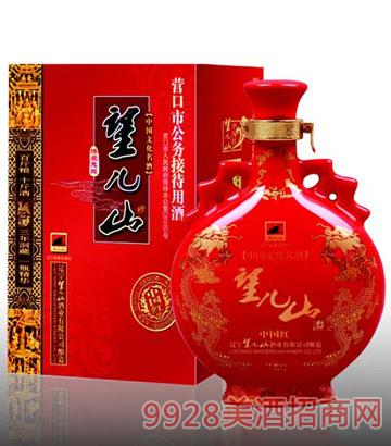 望儿山中国红酒