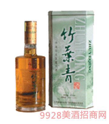 铁盒竹叶青酒