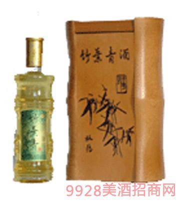 三春竹叶青酒