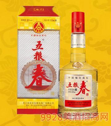 五粮春(50度版)酒