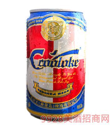 红罐P9 啤酒