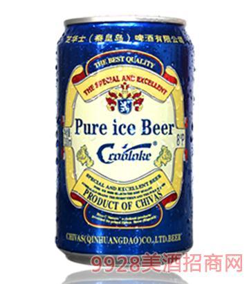 蓝罐P8 330ml啤酒