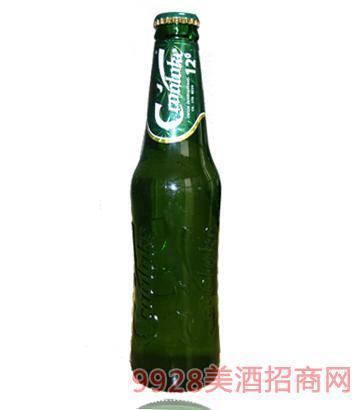 酷克P12 300ml啤酒