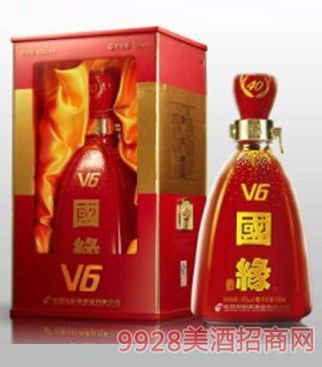 国缘V6酒