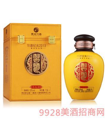 纪元小坛1.5L酒