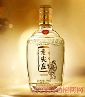 老尖庄-珍藏纪念酒