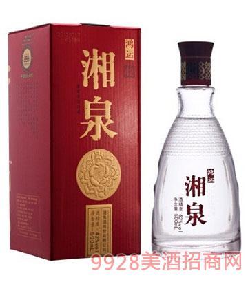 500ml鸿运湘泉酒