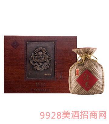 58度2008ml洞藏文化酒(收藏版)