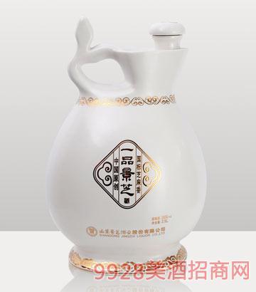2.5L一品景芝舞马衔杯(56度、63度)酒