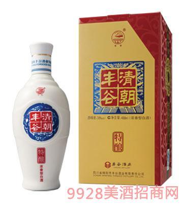 丰谷清朝(特酿)酒