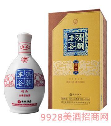 丰谷清朝(精品)酒
