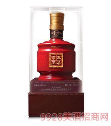 丰谷酒王10年
