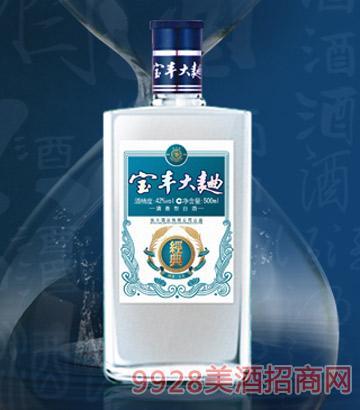 经典宝丰大曲(清香型)酒