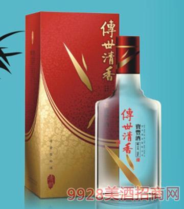 传世清香系列清韵酒
