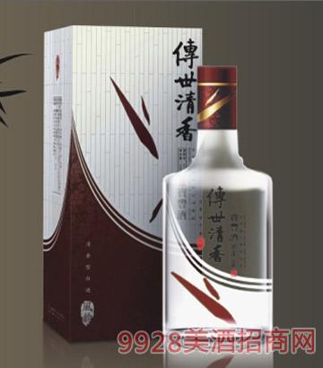 传世清香系列风韵酒