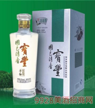 寶豐國色清香經典系列蓮花尊酒