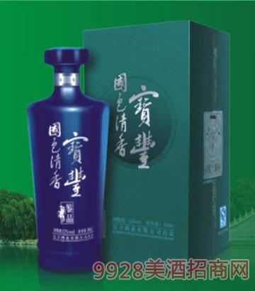 寶豐國色清香經典系列鑒品酒