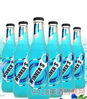 蓝玫瑰威纳斯预调鸡尾酒