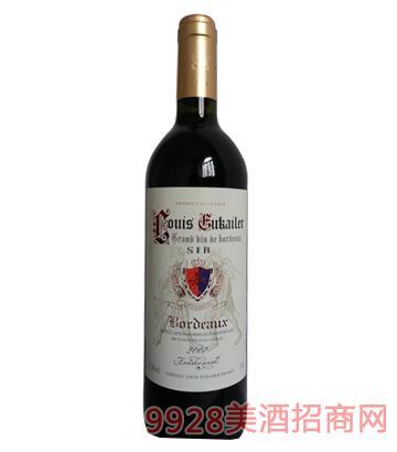 法国路易欧帝爵士2007年葡萄酒