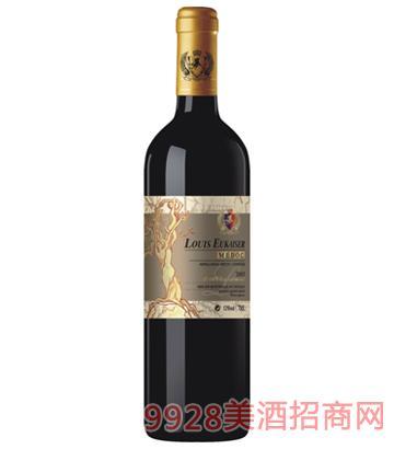 法国路易欧帝老葡萄2005干红葡萄酒
