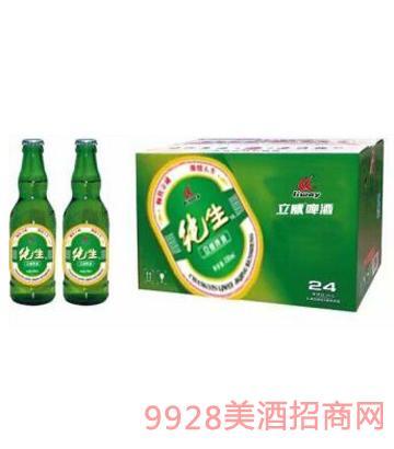 立威啤酒330mlx24瓶