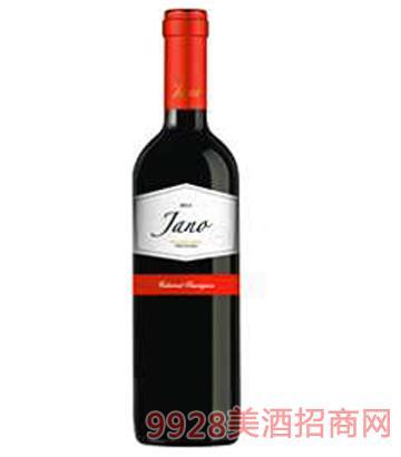 雅诺赤霞珠干红葡萄酒12%vol750ml