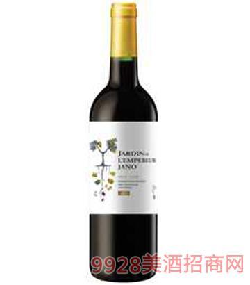 雅诺花园干红葡萄酒12%vol750ml