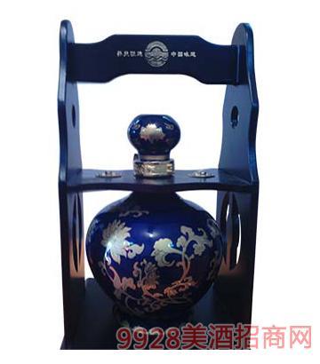 亳州老窖坛子酒蓝瓷原浆