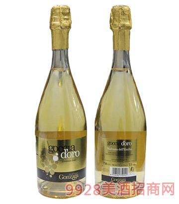 金珠白起泡葡萄酒