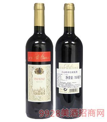 小山柏红葡萄酒