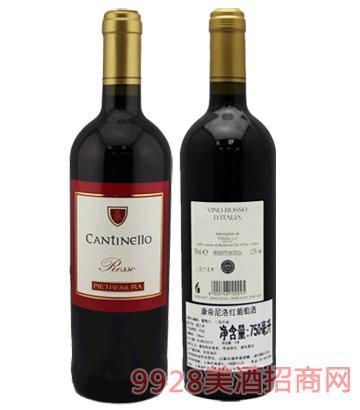 康帝尼洛红葡萄酒