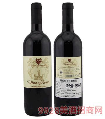 特拉奇干红葡萄酒