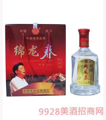 绵龙春礼品酒42°500ml