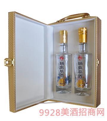蛹虫草酒 45度