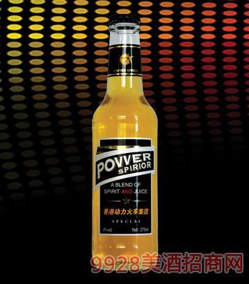 香港动力火车苏打酒芒果味