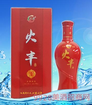 火丰红盒酒