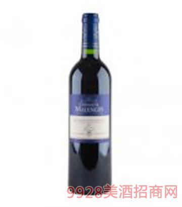 马龙古堡红葡萄酒