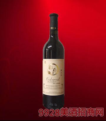 国风桶贮解百纳干红葡萄酒