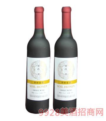 简装野蜂蜜酒750mlx6
