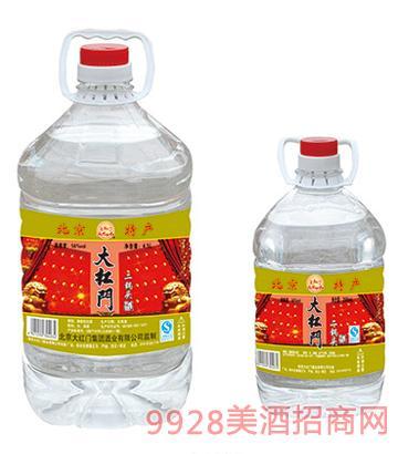93北京大红门二锅头56度4500mlx4 2000mlx6酒