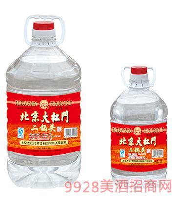 90北京大红门二锅头4500mlx4 2000mlx6酒
