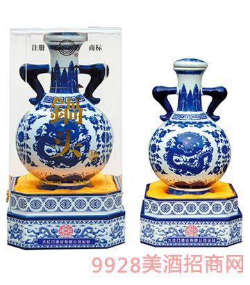 32二锅头青花瓷52度750mlx6酒