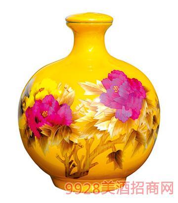 3黄牡丹52度5LX1酒