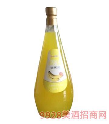 原浆香蕉汁饮料828ml