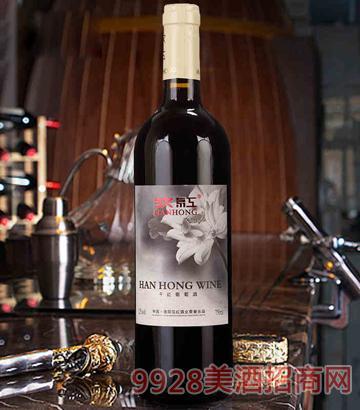 解百納國產紅酒