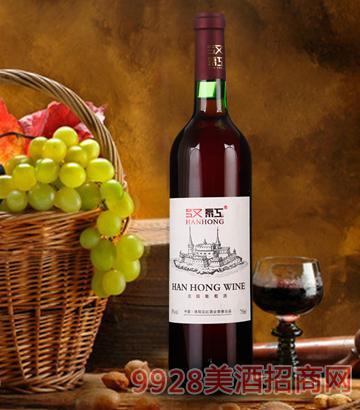 解百纳国产原装葡萄酒