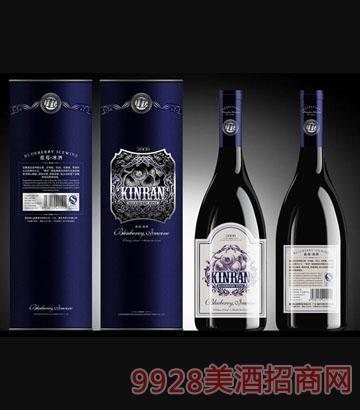 蓝莓冰酒750ml